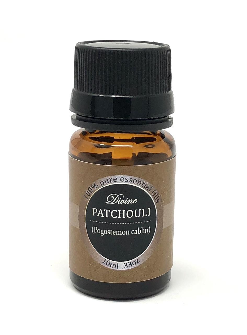 Divine Essential Oil Patchouli Image