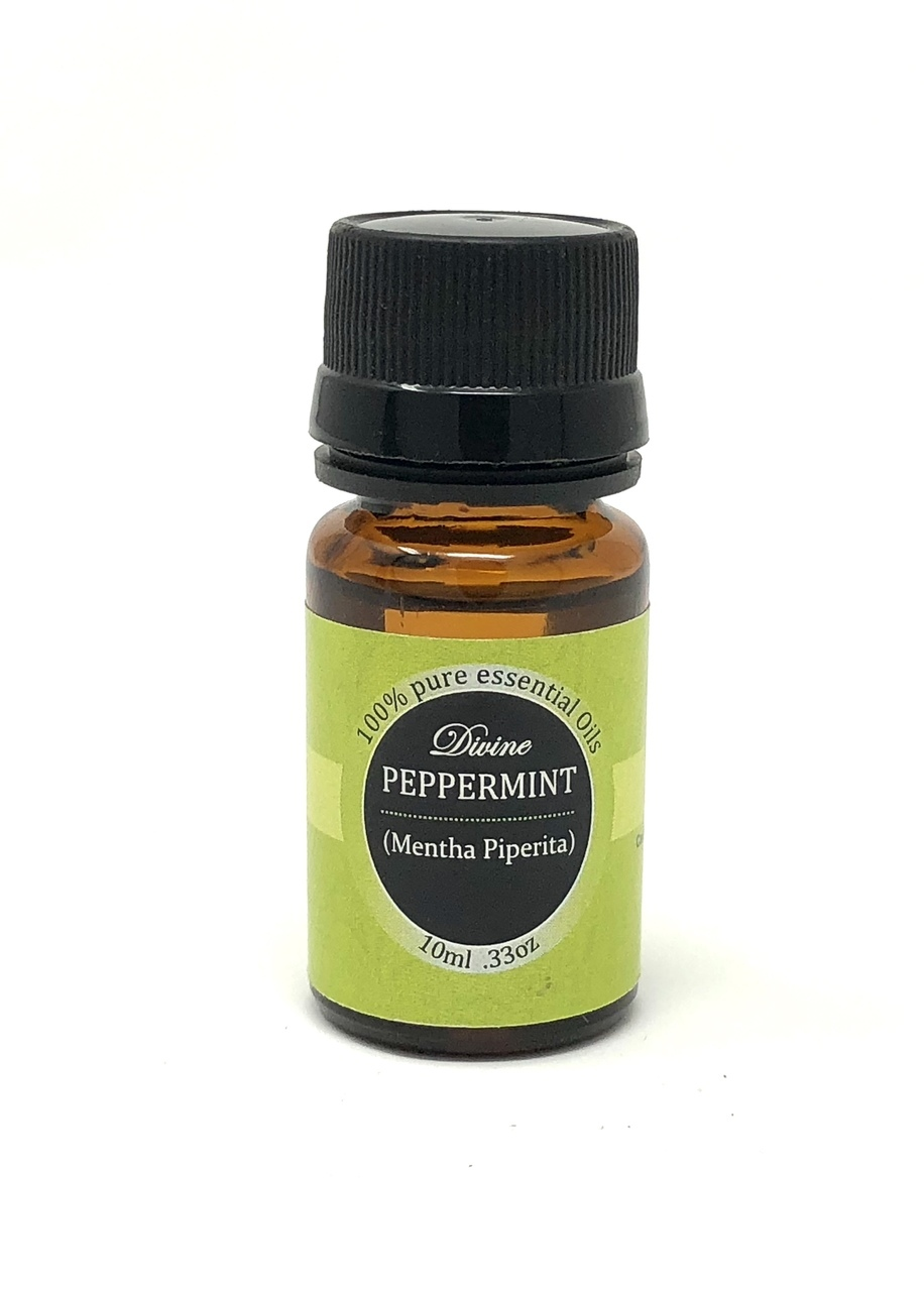 Divine Essential Oil Peppermint Image