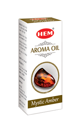 Mystic Amber Aroma Oil by Hem Image
