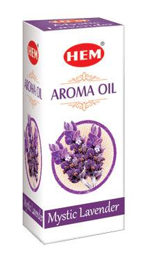 Mystic Lavender Aroma Oil by Hem Image