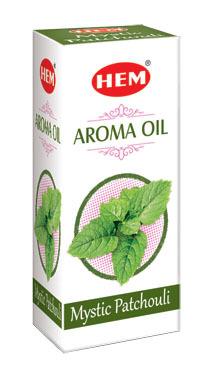 Mystic Patchouli Aroma Oil by Hem Image