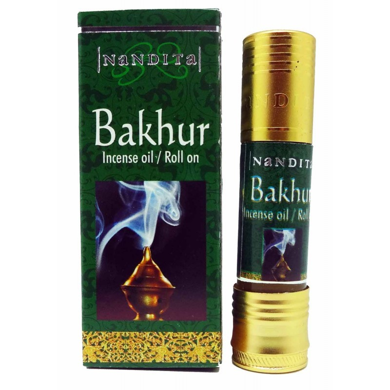 Nandita Bakhur Scented Oil Image