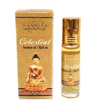 Nandita Celestial Scented Oils Image