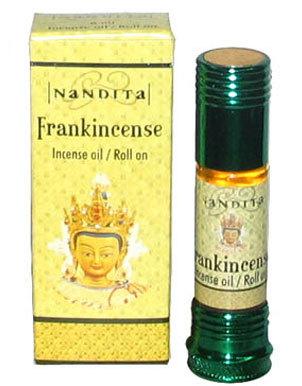 Nandita FrankIncense Scented Oils Image