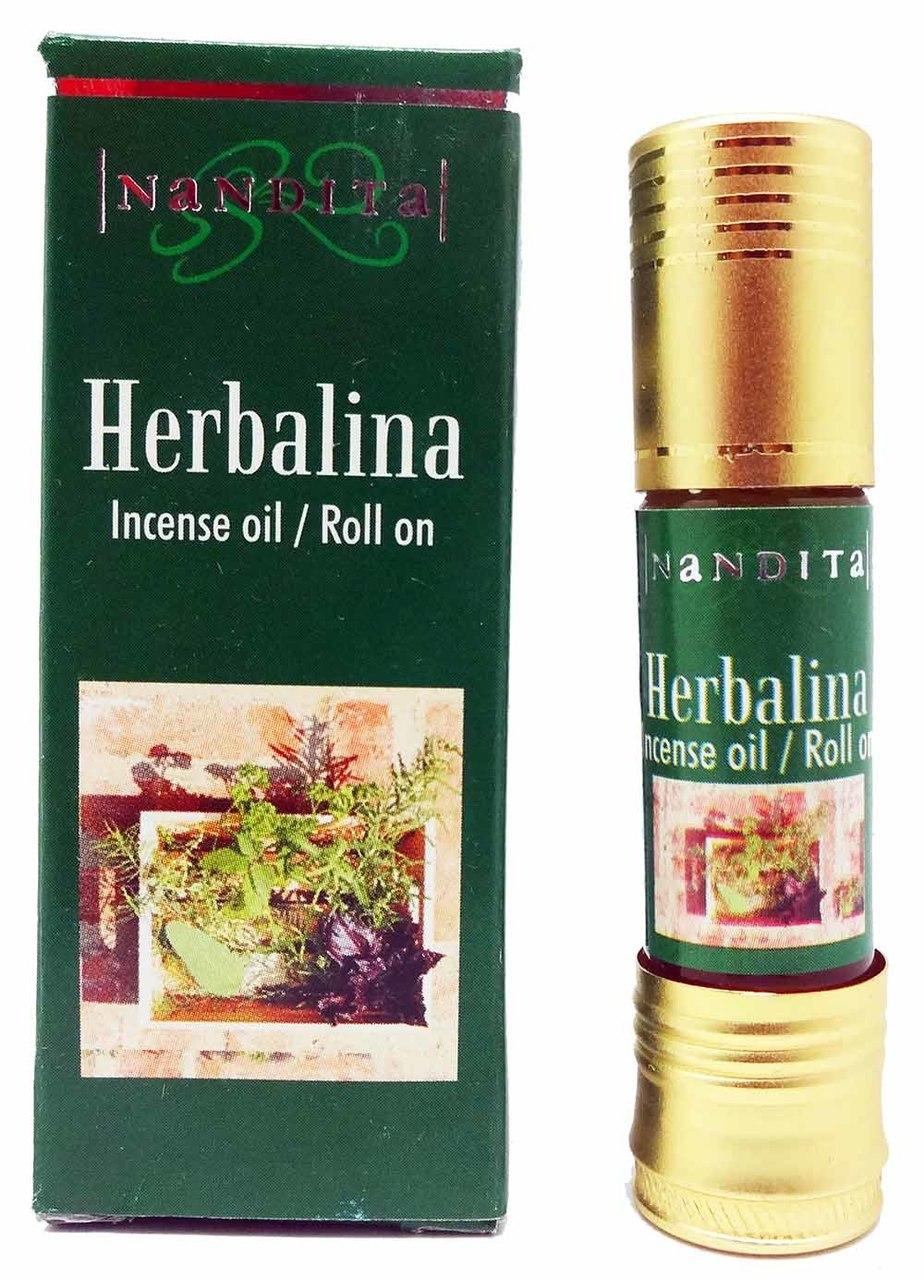 Nandita Herbalina Scented Oils Image