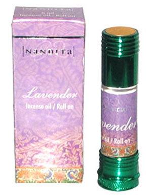 Nandita Lavender Scented Oils Image