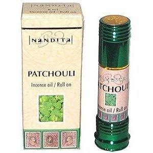 Nandita Patchouli Scented Oils Image