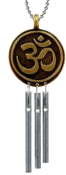 Musical Om Car Chimes Image