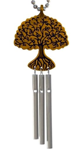 Musical Tree Of Life Car Chimes Image