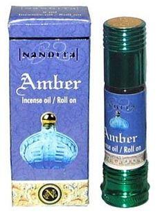 Nandita Amber Scented Oils Image