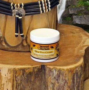 Bear Feet Nuwati Herbals Cream Image