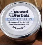 Black and Blue Nuwati Herbal Balm Image